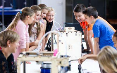 AN TOÀN: Tiêu chí hàng đầu khi mua máy in 3D cho trẻ em