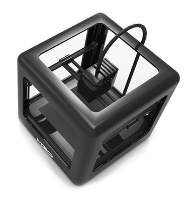 kết cấu bên trong một chiếc máy in 3D mini M3D