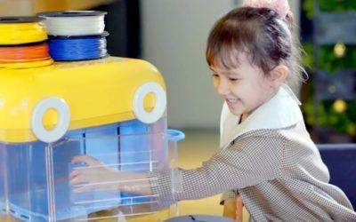 Đánh giá máy in 3D MiniToy 3D Printer