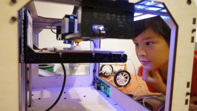 Máy in 3D cho trẻ em - bạn cần lưu ý điều gì trước khi mua?